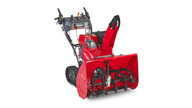 13 series three-quarter right facing snowthrower.